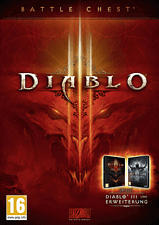 PC/Mac - Diablo III: Battle Chest /D