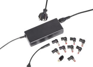 TARGUS APA03CH Power Adapter - Netzteil (Schwarz)
