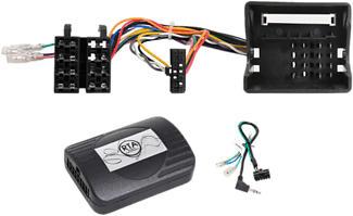 RTA 014.288-0 - Adattatore per telecomando del volante (Multicolore)