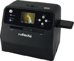 REFLECTA Combo Album Scan - Scanner (Schwarz)