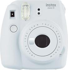 FUJIFILM Instax mini 9 - Appareils photo instantanés Blanc cendré