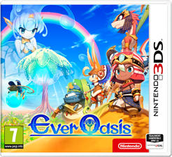 3DS - Ever Oasis /F