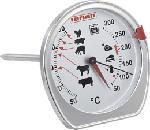 MediaMarkt LEIFHEIT 03096 2 - Thermomètre pour four de grillage/four (Blanc)