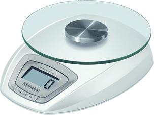LEIFHEIT 3173 DIGITAL SILVER - balance de cuisson (Blanc)