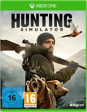 Xbox One - Hunting Sim /D/F