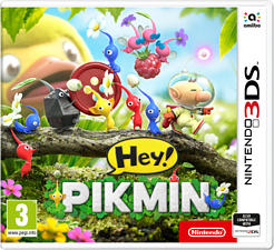 3DS - Hey! Pikmin /F