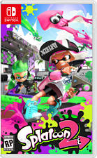 Switch - Splatoon 2 /F