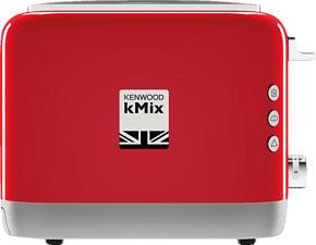 KENWOOD kMix TCX751RD - Grille-pain (Rouge)
