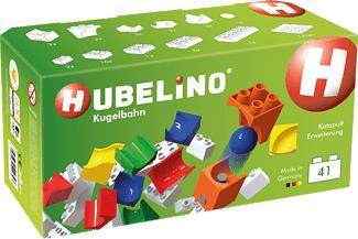 HUBELINO Katapult Ergänzung (41 teilig) - Bausteine (Mehrfarbig)
