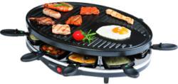 DOMO DO9038G - Raclette (Schwarz)