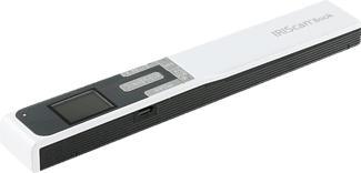 IRIS IRIScan Book 5 - Scanner als Handgerät (Weiss)