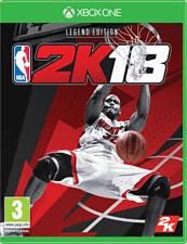 Xbox One - NBA 2K18 - Legend /D