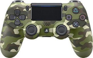 SONY PS PlayStation DUALSHOCK 4 - Controller (Camouflage v2)