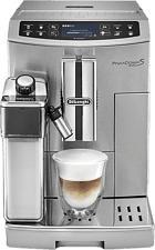 DE-LONGHI PrimaDonna S Evo - Machine à café automatique (Argent)