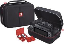 BIG BEN Deluxe Case NNS60 - Zubehör-Set (Schwarz)