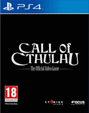 PS4 - Call Of Cthulhu /F