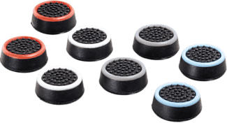 HAMA Control Stick Aufsätze Set - Control-Stick-Aufsätze-Set (Farbig)