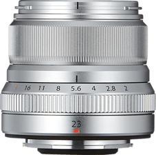 FUJIFILM FUJINON XF 23mm F2 R WR - Primo obiettivo
