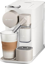 DE-LONGHI Lattissima One EN500.W - Nespresso® Kaffeemaschine (White)