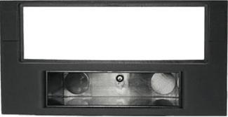 RTA Autoradio - Einbaublende (Schwarz)