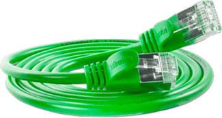 WIREWIN PKW-LIGHT-K6 0.5 GN - Netzwerkkabel (Grün)