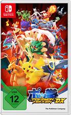Switch - Pokémon Tekken DX /I