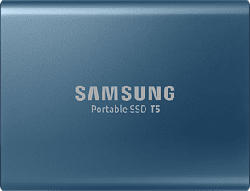 SAMSUNG MU-PA500B/EU - SSD portatile (SSD, 500 GB, Blu)