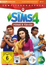 PC - Sims 4: Hunde & Katzen /D