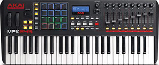AKAI MPK249 - Keyboard Controller (Schwarz)
