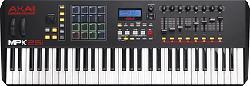 AKAI MPK261 - Tastiera controller (Nero)