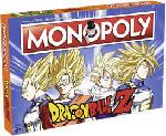 MediaMarkt WINNING MOVES Monopoly Dragon Ball Z (lingua francese) - Gioco da tavolo