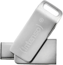 INTENSO cMobile Line - USB-Stick  (16 GB, Silber)