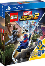 PS4 - LEGO Marvel Super Heroes 2 - Toy Edition /D/F