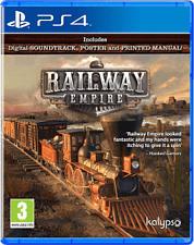 PS4 - Railway Empire /F/I