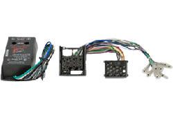 RTA 003.341-0 - Adaptateur High/Low RCA à 2 canaux (Noir)