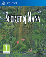 PS4 - Secret Of Mana /D