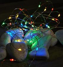STAR TRADING Dew Drop - Lichterkette