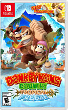 Switch - Donkey Kong Country: Tropical Freeze /I