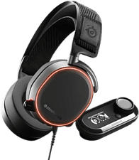 STEELSERIES Arctis Pro + GameDAC - Gaming Headset (Noir)
