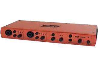 ESI U86XT 8-IN/6-OUT 24BIT/96KHZ USB - Audiointerface