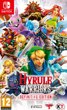 Switch - Hyrule Warriors: Definitive Edition /D