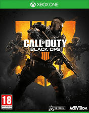 Xbox One - Call of Duty: Black Ops 4 /D