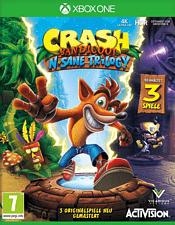 Xbox One - Crash Bandicoot N. Sane Trilogy /D