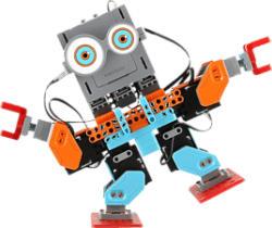 UBTECH Jimu Buzzbot & Muttbot KIT - Roboter Baukastensystem (Mehrfarbig)
