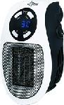 MediaMarkt SUNTEC Heat PTC 500 - Heizlüfter (Weiss/Schwarz)