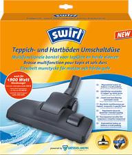 SWIRL 219254 - Ugello aspirapolvere (Nero)