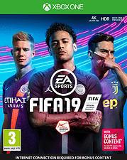 Xbox One - FIFA 19 /Mehrsprachig