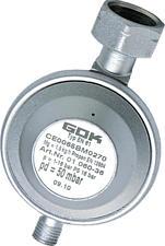 CAMPING GAZ Regler - Druckregler (Silber)