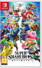 Switch - Super Smash Bros. Ultimate /D