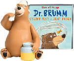 MediaMarkt TONIES Dr. BRUMM - steckt fest / geht baden [Version allemande] - Figure audio /D